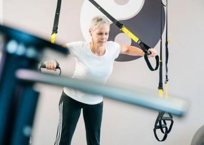 Fitness-TRX-Training-Balance Studio